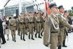 Pools leger Royalty-vrije Stock Afbeeldingen