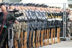Pools leger Stock Foto