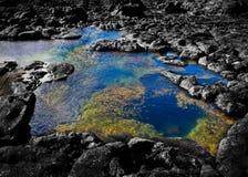 Pools of Mokolea Royalty Free Stock Image