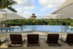 The Pools at Vidanta Riviera Maya Royalty Free Stock Photo