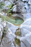 The pools of Zeus stock image