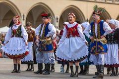 Poolse nationale feestdag de 3 de Grondwetsdag van Mei Stock Afbeeldingen