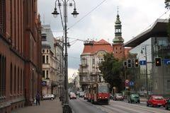 Poolse provincie Stock Fotografie
