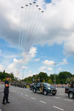 Poolse Strijdkrachtendag Stock Fotografie