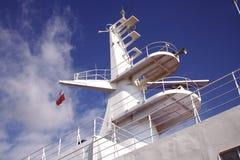 Poolse veerboot Royalty-vrije Stock Foto