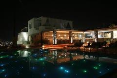 poolside салона Стоковое Фото