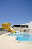 Poolside fotografia de stock