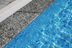 Poolside Images libres de droits