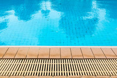 poolside Obraz Royalty Free