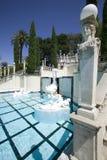 Poolside Royalty-vrije Stock Foto's