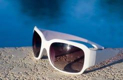 Poolside Sunglasses Stock Image