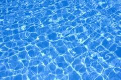 Poolwasser Lizenzfreie Stockfotos