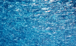 Poolwater. Perfect for backgrounds royalty free stock photos