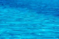 Poolwater 2 stock afbeeldingen