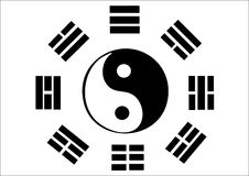 poomse symbol Zdjęcia Royalty Free