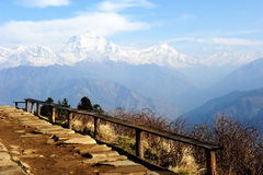 Poon Hill, Nepal Stock Images