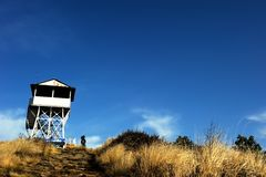 Poon hill, Nepal Royalty Free Stock Images