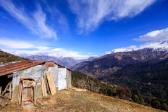 Poon hill,Nepal Stock Image