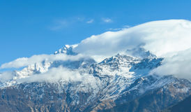 Poon hill ,Nepal Royalty Free Stock Images