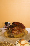 Poopsie que cheira Turquia Imagem de Stock Royalty Free