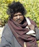 Poor Beggar Stock Image
