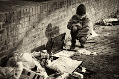 Free Poor Boy Stock Photos - 51133183
