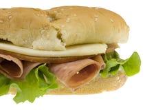Poor boy sandwich Royalty Free Stock Image