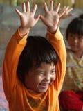 Poor children , smile Royalty Free Stock Image