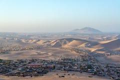 Poor Desert Town Stock Photos