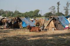 Poor dwellings Stock Photos