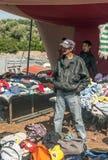 Poor market Morocco Royalty Free Stock Photos