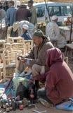 Poor market Morocco Stock Image