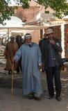 Poor market Morocco Stock Photos