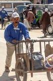 Poor market Morocco Royalty Free Stock Image