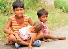 Poor and needy Stock Photo