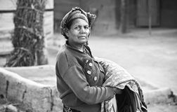 A poor old woman isolated closeup portraits unique photo stock images