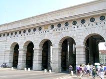 Poort aan Hofburg Stock Afbeelding
