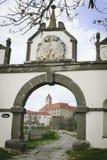 Poort Riegersburg Oostenrijk Royalty-vrije Stock Foto's