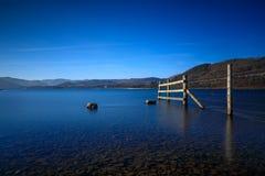 Poort in Ullswater Royalty-vrije Stock Foto