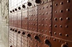 Poort van de Poort van Qianmen Zhengyangmen van de Zenitzon in historische de stadsmuur van Peking Stock Foto