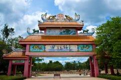 Poort van tempel Royalty-vrije Stock Afbeelding