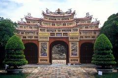 Poort, Vietnam Stock Foto's