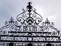 Poortfragment Royalty-vrije Stock Afbeelding