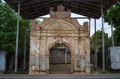 Poothathambyboog Stock Fotografie