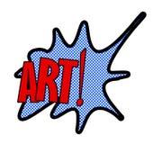 Pop-art Stock Foto