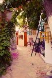 Pop-Art Anatolian House Stock Image