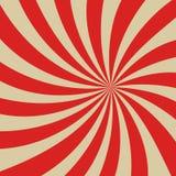 Pop art de Redbackground Fotos de Stock Royalty Free