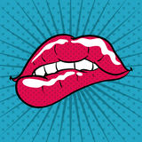 Pop art Royalty Free Stock Images
