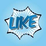 Pop art design Royalty Free Stock Photo