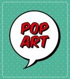 Pop art design Royalty Free Stock Photos